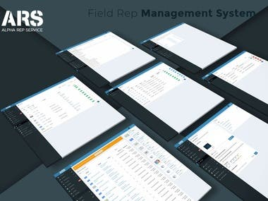 AlphaRepServices | Field Service Management Platform