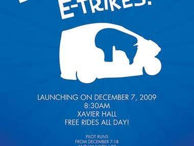 E-Trike Campaign