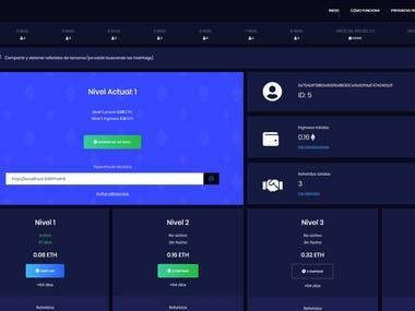Ethereum Smart Contract / DApp