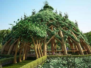Tree Dome