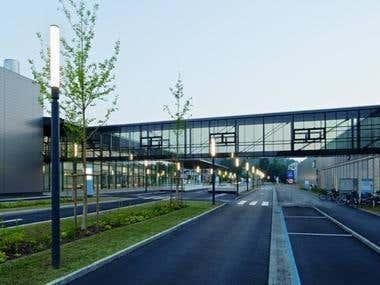 Klinikum Klagenfurt, Austria