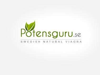 Potensguru.se Logo
