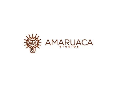 Amaruaca Studios Visual Identity