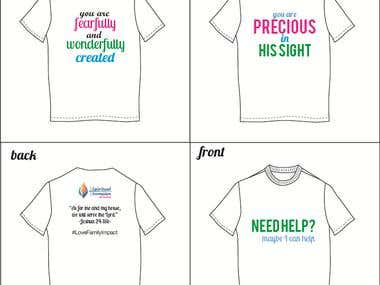 Example of T-Shirt Design