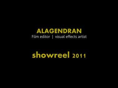 My Editing / VFX Show-Reel 2011