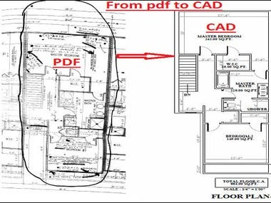 pdf to dwg