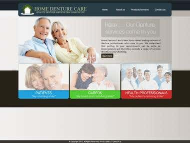 Home Denture Care