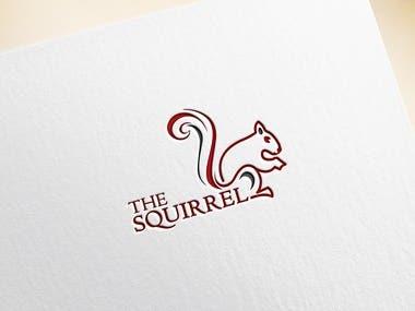 The squirrel logo
