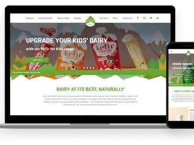 Kefir & Kefir Protein, upgrade your dairy - Biotiful Dai
