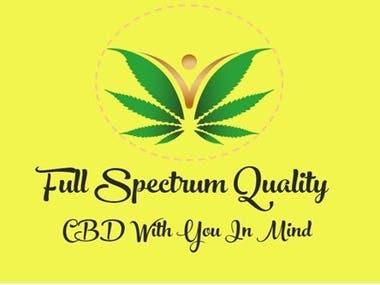 Healthy Leaf Organic's logo
