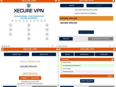 Xecure VPN