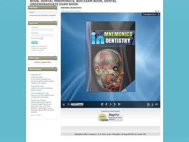 Mnemonics in Dentistry