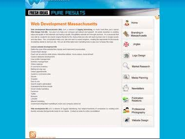 Webdevelopment Massachusetts