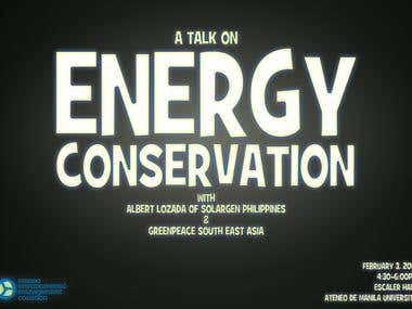 Energy Conservation Talk Campaign