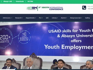 Abasyn University Official Website