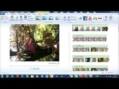 How-To Video - Windows Movie Maker 1