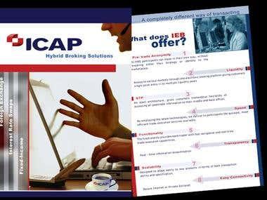 brousher design for ICAP