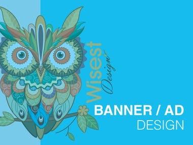 Banner/Ad design