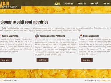Babji Food Industries