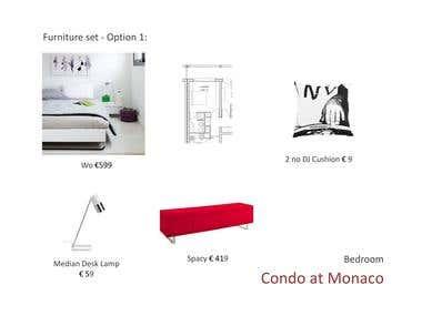 Monaco Interiors - Condo
