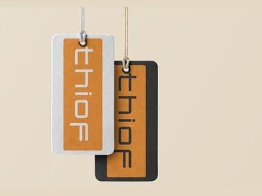 THOIF logo design