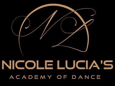 NICOLE LUCIA'S logo design