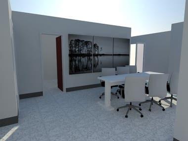 office design - pakistani client
