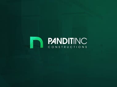 Logo Design | Panditinc Construction