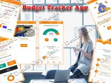 Budget Tracker app