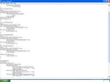 C++ Algorithm.