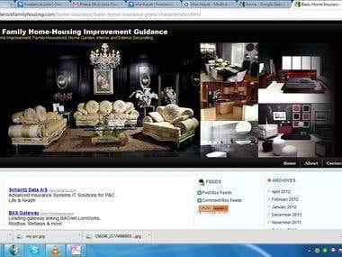 Estate Professional Property System