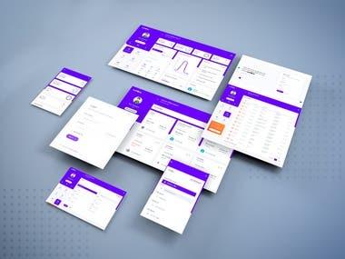 Finance Management Web Application