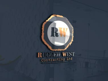 RUGGED WEST LOGO