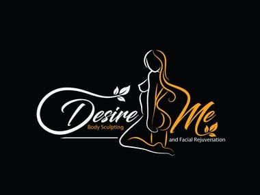 Desire Me Logo