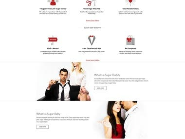 Awesome date website