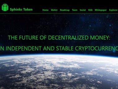 Sphinks crypto token