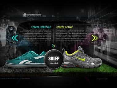 sport-house.pl - online store