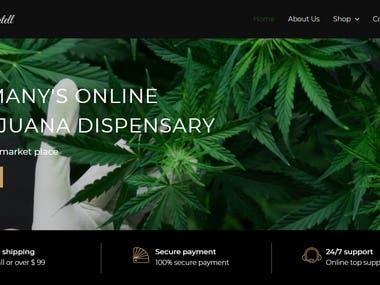 Woocommerce Shop Layout - www.drogenkartell.com