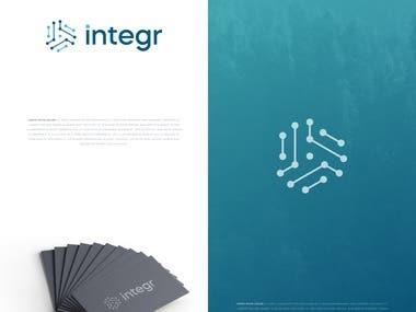 integr Logo Design