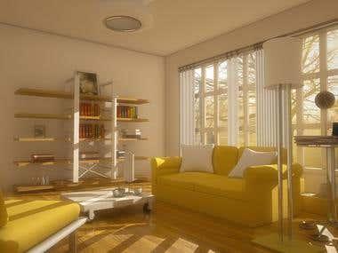 daylight interior