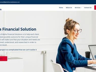 Wordpress Website Design