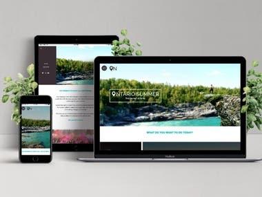 Custom App and Website Design