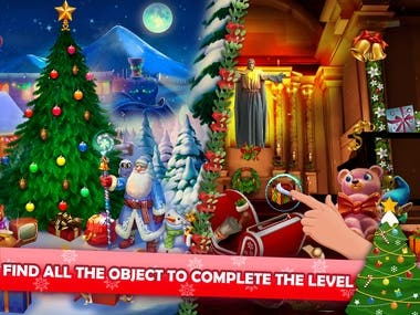 Christmas Hidden Object Free Games 2019 Latest