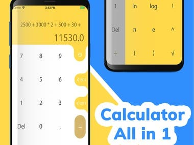 Calculator - All in 1