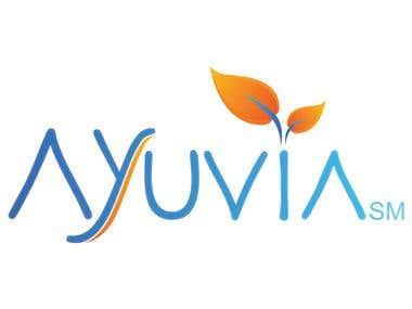Ayuvia Logo