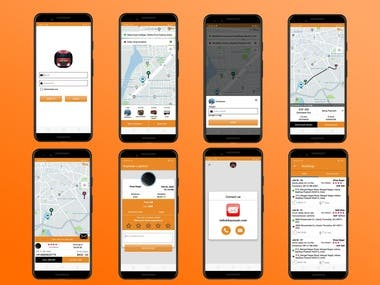 Kaynaak Logistics user and driver app