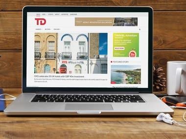 TDM- Travel Daily Media Website