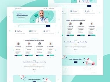Doctor website