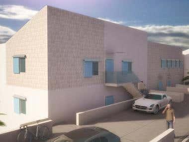 3D architectural #1