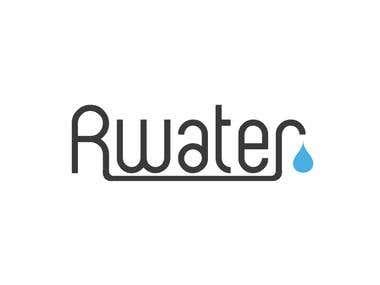 Rwater Logo